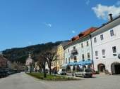 Gmünd in Kärnten - main square