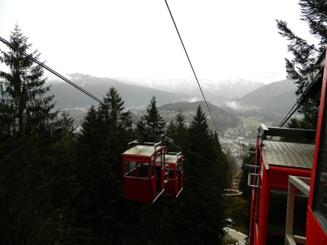 Obersalzburgbahn cable car
