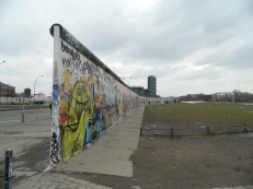 East Side Gallery - 700m of wall art and graffiti