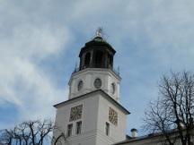 The famous Glockenspiel