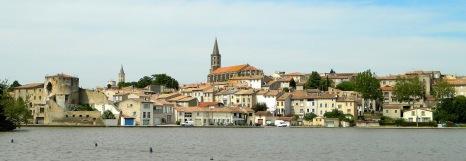 The Grand Bassin of Castelnaudary
