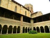 Saint Lizier cloisters