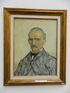 Van Gogh's portrait of Trabuc