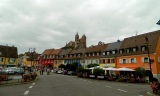 Reconstructed Breisach today