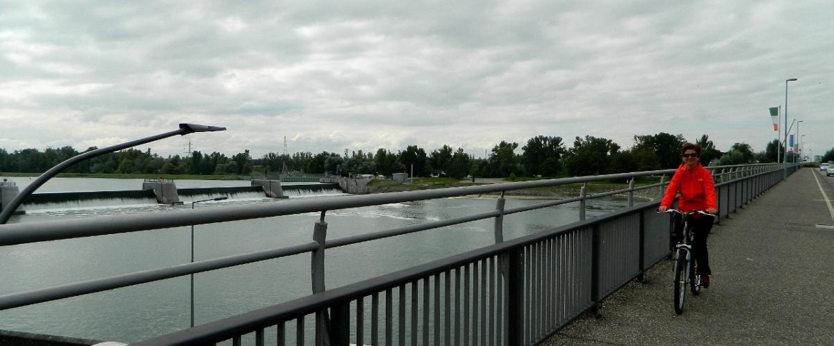 The Rhein Borderlands: Neuf Brisach to Breisach via Pedal Power