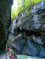 Into the gorge
