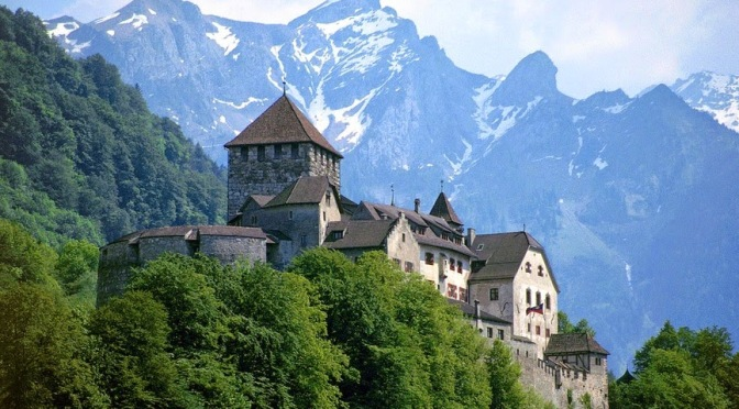 One night in Liechtenstein