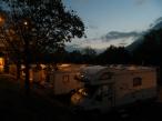 A quiet night on Camp Wank