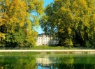 Autumn along the Canal de Marne