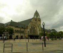 Gare Central de Metz
