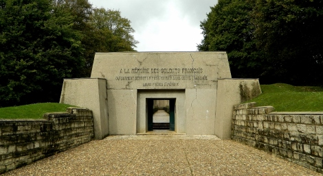 The Bayonet Trench