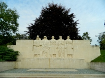 The children of Verdun memorial