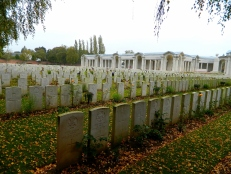 Arras cemetery
