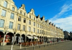 Arras rebuilt after War