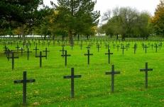 German cemetery