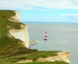 The Beachy Head Lighthouse
