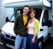 2008: the day we bought our 'van