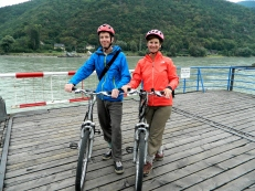 A Donau crossing for two