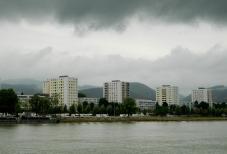 Across the Donau to Bertha