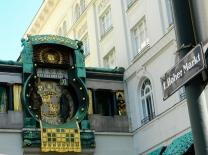 Anker Clock at noon