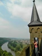Blauer Turm views