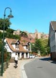 Cycling to Hardenburg