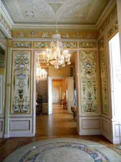 Habsburg connecting rooms