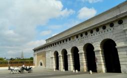 Hoftor entrance to palace