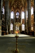 Inside Lorenzkirche