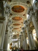 Inside St Stephan's