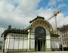 Otto Wagner pavilion
