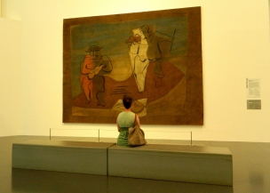 Puzzled by Picasso