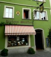 Schneeballe and pastry treats