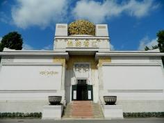 Secession - temple of Jugendstil