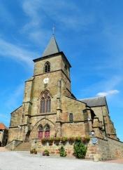 St Etienne Collegiate Church