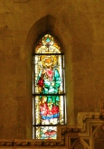 St Peter window from 1300s