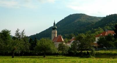 Wachau wine village