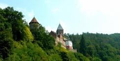 Zwingenberg in the Neckar Valley