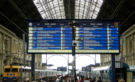 All international trains cancelled