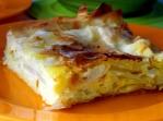 Bertha baked cheese pie