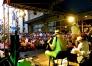 Klezmer musicians in Jewish Quarter