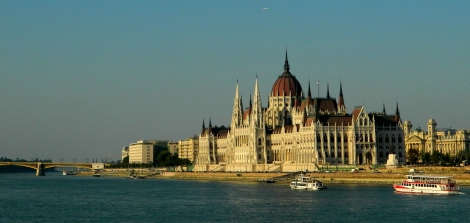Parliament on the river