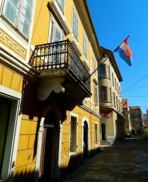 Proud of its Croatian history