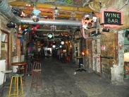 Ruin pub 'Szimpla interior