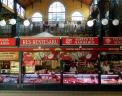 Sausages and salamis