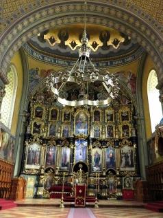 Serbian Iconostasis