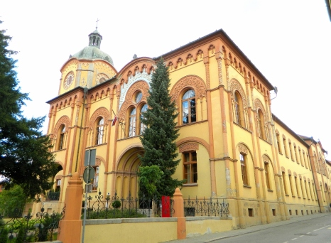 Serbia's oldest high school 1791