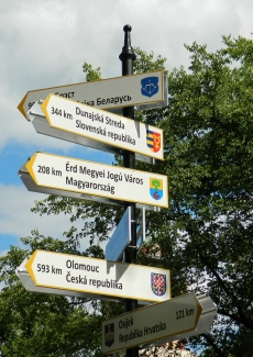 Signpost to Secession cities