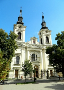 Sremski Karlovci Orthodox cathedral