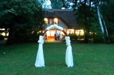 Wedding on the Plains